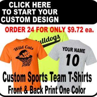 Custom Sports t v2